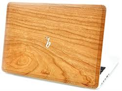 bambooti is turning macbooks into beautiful wooden pieces of