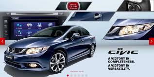 honda malaysia car price honda civic facelift now in malaysia more kit lower price