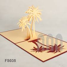 fs035 palm tree handicraft