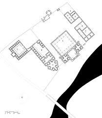 floor plan of edirne bayezid ii complex archnet