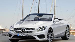 2016 mercedes benz s class convertible render seems just about right
