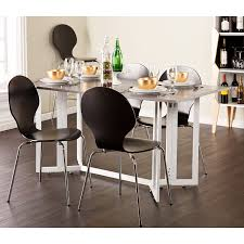 kitchen awesome white kitchen table drop leaf table target