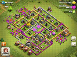 Clash Of Clans Maps Clash Of Clans Base Designs Clash Of Clans Wiki Guides