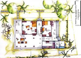 architectural site plan house site plan home design