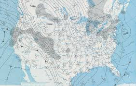 Surface Map From The Arkansas Weather Blog The Historic December 1983 Arctic
