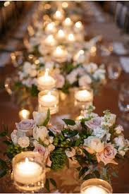 table decorations with candles and flowers best wedding arrangements with candles photos styles ideas 2018