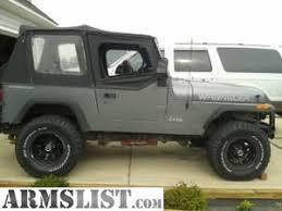 93 jeep wrangler armslist for sale 93 jeep wrangler yj top parts