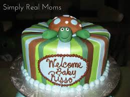 turtle baby shower turtle themed baby shower simply real