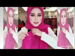tutorial hijab resmi tutorial hijab pasmina semi resmi youtube
