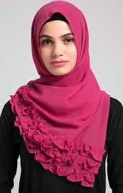 model jilbab contoh koleksi model modern masa kini new tutorial