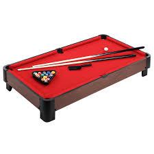 40 Inch Table Hathaway Striker 40 Inch Table Top Pool Table Walmart Canada