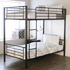 Bunk Beds  Full Over Full Futon Twin Over Full Futon Bunk Bed - Full size bunk bed with futon on bottom