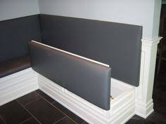 Dining Room Bench With Storage by How To Make A Custom Breakfast Seating Nook Recipe Door Opener
