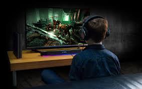 Desk Mic For Gaming by Sound Blasterx Katana Multi Channel Gaming Soundbar Creative