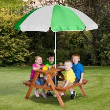 Kids Outdoor Picnic Table Backyard Picnic Tables Home Outdoor Decoration