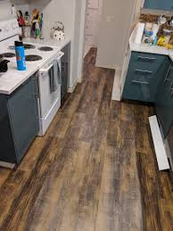 can you put vinyl plank flooring cabinets 5 reasons why we chose vinyl plank flooring for our house