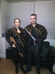 Terminator 2 Halloween Costume Coolest Terminator Costume Terminator Costume Costumes