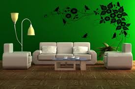 wonderful creative wall painting ideas for living room modern
