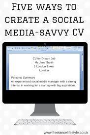Social Media Job Resume by The Best Social Media Cvs
