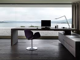 Home Office Desks Modern  Inspirational Home Office Desks - Home office desk design ideas