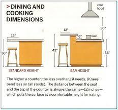 standard kitchen island height standard kitchen island bar height torahenfamilia com types of