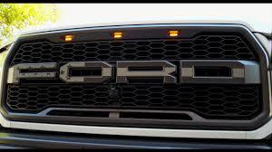 Ford Raptor Truck Decals - 2017 ford f150 raptor american flag grill mod install youtube