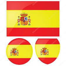The Spain Flag Spain Flag And Emblem U2014 Stock Vector Bruno1998 5647925