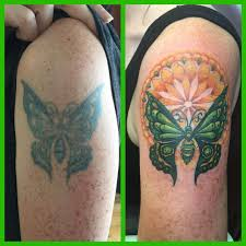 33 tattoo cover ups designs that are way better than the original