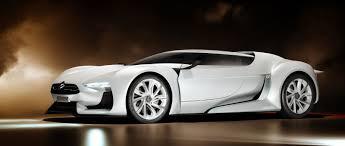 citroen concept cars citroen gt concept 1 2 muscle cars zone