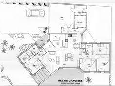 plan de maison 5 chambres plain pied plan maison 5 chambres plain pied cheap best plan de maison m plain