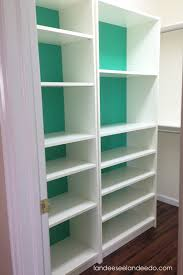 bookcases corner units closet makeover ikea billy bookcases landeelu com