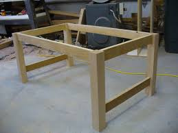 Coffee Table Frame Craftsman Style Coffee Table Part 3 Ravenview
