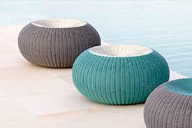 Ottoman Pillow Outdoor Pouf Ottoman Cushion Outdoor Ottoman Pouf Floor Pillow