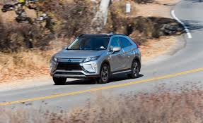 car mitsubishi eclipse 2018 mitsubishi eclipse cross u s spec first drive review car