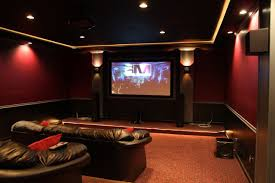 Home Theatre Decorations by Home Theater Lighting Design Gorgeous Decor Awesome Design Home