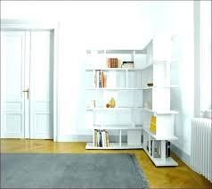White Corner Bookcase Hanging Shelving Units Hanging Bookcase White Corner Bookcase