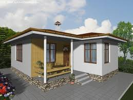 one floor house catalogue no 10008 ready made design of one floor house