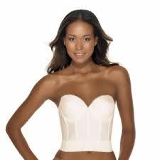 bustier bra for wedding dress bridal bras strapless basques wedding the bra closet