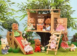 Sylvanian Families Garden - sylvanian families tree house sylvanako flickr
