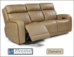 Flexsteel Leather Sofa Al S Furniture Flexsteel Home Furnishings Modesto Ca