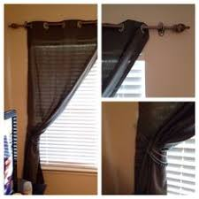 Command Hook Curtains Using Command Hooks To Hang Curtains Rod In The Bedroom