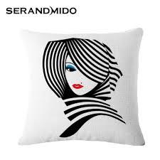 aliexpress com buy simple design cheap cushion covers 45 45cm