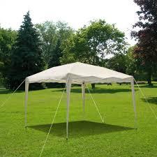 Patio Tent Gazebo White Ikayaa 3 3 2 6m Folding Outdoor Garden Gazebo Canopy Tent