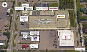 Map Of Lansing Michigan by Realinsight Marketplace