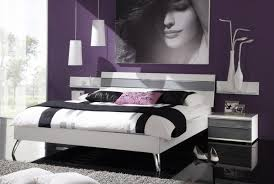 wandgestaltung schlafzimmer ideen schlafzimmer ideen wandgestaltung lila grafffit
