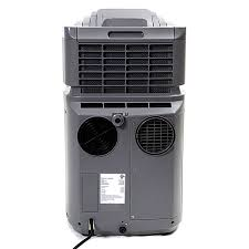 Small Portable Air Conditioner For Bedroom Amazon Com Whynter 13 000 Btu Dual Hose Portable Air Conditioner