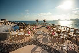 destination wedding locations one of the best venues in cabo san lucas a favorite of be that