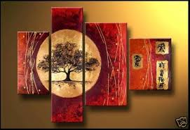 modern abstract wall ornaments canvas paintings id 4413277