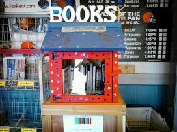 Mini Library Ideas How To Make A Free Little Library For The Neighborhood