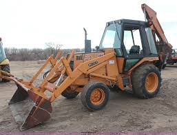 1981 case 580d backhoe item i2439 sold february 5 manha
